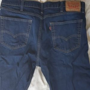 Levi's 522 straight jeans